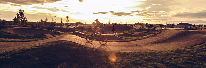 Mistissini BMX park